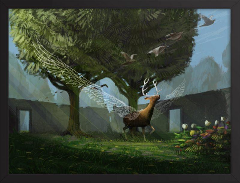 Natures Sacred Altar